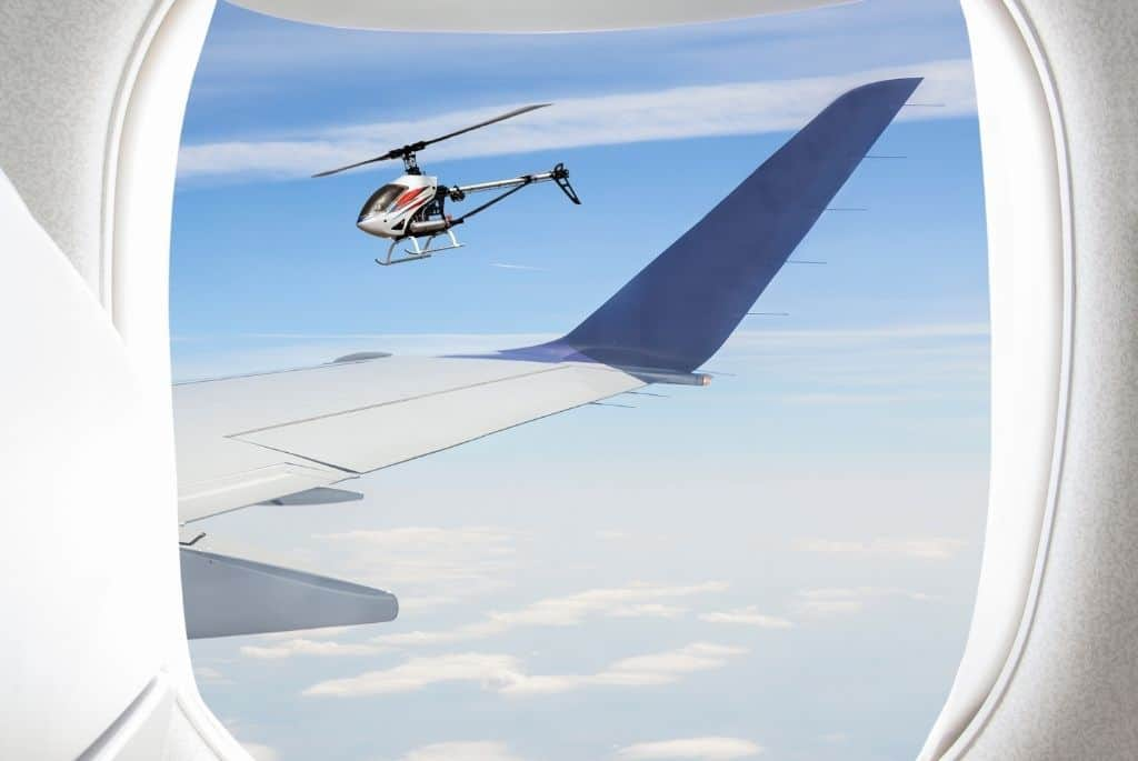 Can You Take An RC Helicopter On a Plane?