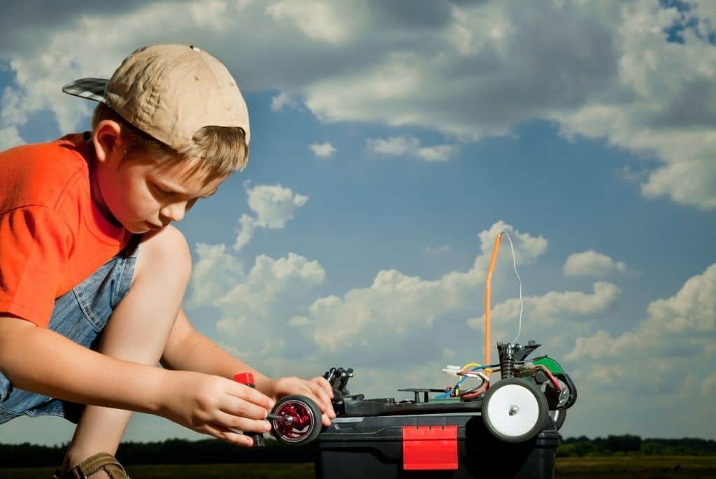 9 Reasons Why RC Cars Are Good For Kids