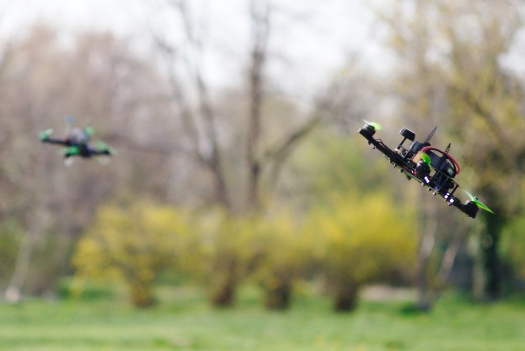 Do Racing Drones Have Altitude Hold?