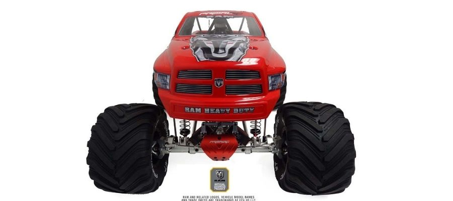 What Is The Biggest RC Truck For Sale?