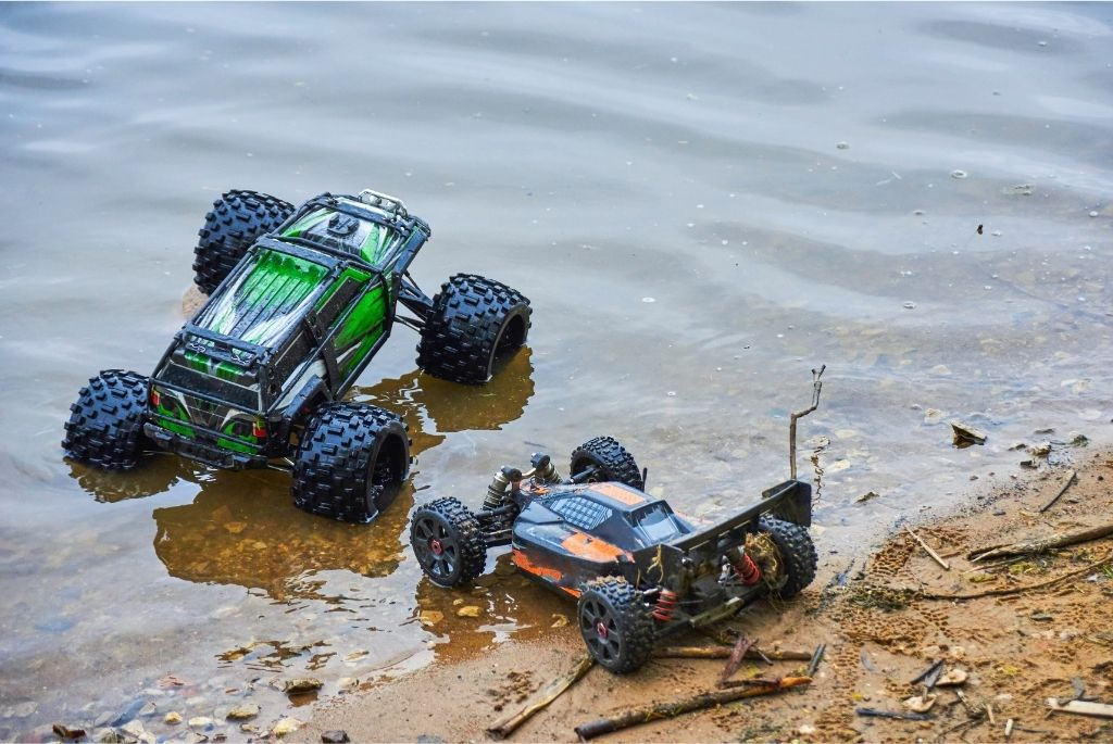 Can RC Cars Run On Water?